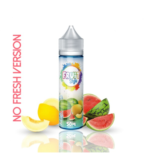 E LIQUIDE WATER BOMB NO FRESH 50ml